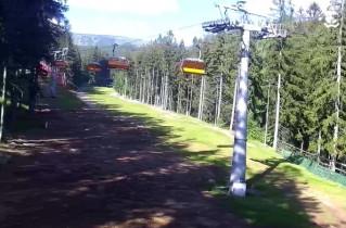 Náhledový obrázek webkamery Karpacz Biały Jar - Ski Arena