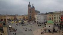 Náhledový obrázek webkamery Krakow -Rynek Główny