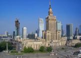 Náhledový obrázek webkamery Varšava - náměstí Defilad