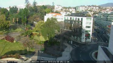 Náhledový obrázek webkamery Funchal - Madeira