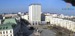 Náhledový obrázek webkamery Iasi - Hotel Unirea Iasi