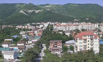 Náhledový obrázek webkamery Gelendžik
