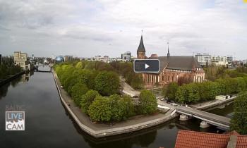 Náhledový obrázek webkamery Kaliningrad