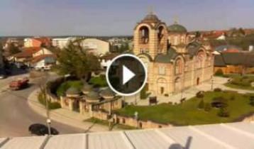 Náhledový obrázek webkamery Ub - Katedrála Krista Spasitele