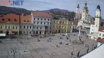 Náhledový obrázek webkamery Banská Bystrica
