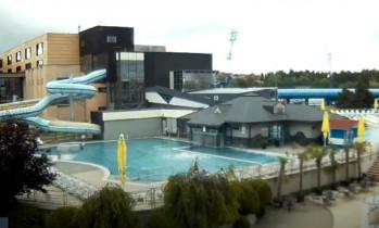 Náhledový obrázek webkamery Aquacity Poprad