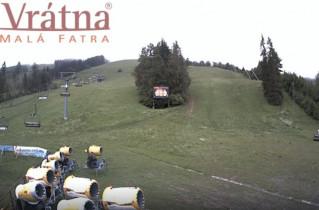 Náhledový obrázek webkamery Terchova - Vratna - Paseky