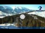 Náhledový obrázek webkamery Ždiar - Ski Bachledova