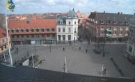 Náhledový obrázek webkamery Ystad - Stortorget