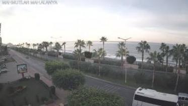 Náhledový obrázek webkamery Alanya - Keykubat Beach
