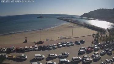 Náhledový obrázek webkamery Alanya - Turkish Riviera