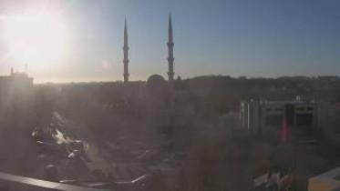 Náhledový obrázek webkamery Konya - Hacıveyiszade Cami