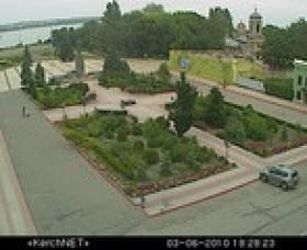 Náhledový obrázek webkamery Kerč