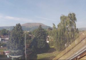 Náhledový obrázek webkamery Abergavenny - Blorenge Mountain