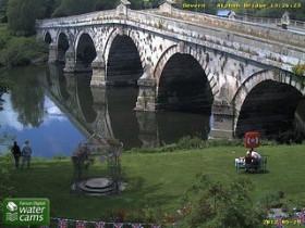 Náhledový obrázek webkamery Atcham - River Severn