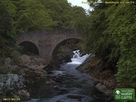 Náhledový obrázek webkamery Banchory - River Feugh