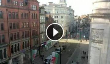 Náhledový obrázek webkamery Cardiff - St. Mary Street
