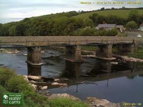 Náhledový obrázek webkamery Sion Mills - River Mourne