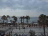 Náhledový obrázek webkamery MalagaPlaya La Malagueta