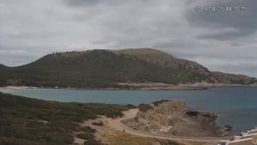 Náhledový obrázek webkamery Cala Agulla