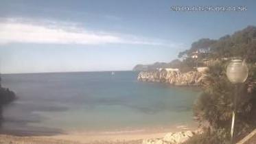 Náhledový obrázek webkamery Cala Gat