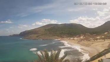 Náhledový obrázek webkamery Cala Mesquida