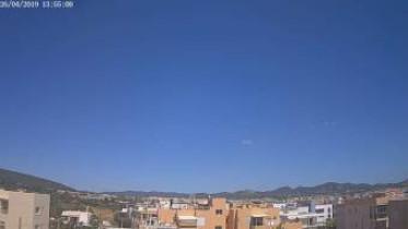 Náhledový obrázek webkamery  Sant Antoni de Portmany