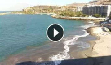 Náhledový obrázek webkamery Pláž Anfi del Mar - Balito
