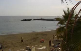Náhledový obrázek webkamery Costa Adeje - pláž del Duque