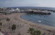 Náhledový obrázek webkamery Costa Adeje - pláž La Pinta