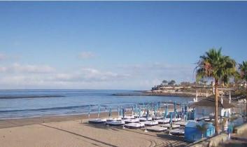 Náhledový obrázek webkamery Costa Adeje - pláž de Fañabé