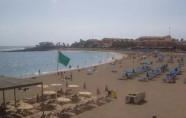 Náhledový obrázek webkamery Los Christianos - pláž Las Vistas