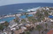 Náhledový obrázek webkamery Puerto de la Cruz - Lago Marti