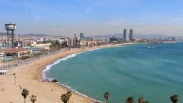 Náhledový obrázek webkamery Barcelona