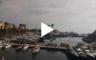 Náhledový obrázek webkamery Barcelona - přístav Vell