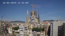 Náhledový obrázek webkamery Barcelona - Sagrada Familia