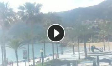 Náhledový obrázek webkamery Albir - Sierra Helada