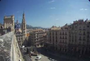 Náhledový obrázek webkamery Alcoy - náměstí de Espana