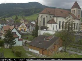 Náhledový obrázek webkamery Appenzell