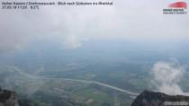 Náhledový obrázek webkamery Hoher Kasten