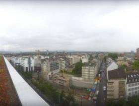 Náhledový obrázek webkamery Basilej - Claraturm