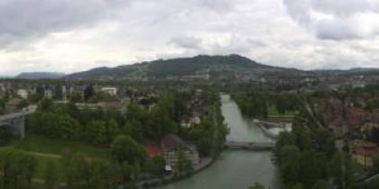 Náhledový obrázek webkamery Bern - Bellevue Palace
