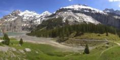 Náhledový obrázek webkamery Kandersteg - Berghotel