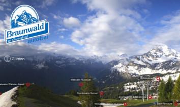 Náhledový obrázek webkamery Braunwald