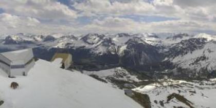 Náhledový obrázek webkamery Arosa - Weisshorn