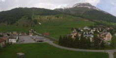 Náhledový obrázek webkamery Celerina-Schlarigna - Cresta Palace Hotel