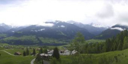 Náhledový obrázek webkamery  Lumnezia - Gemeinde