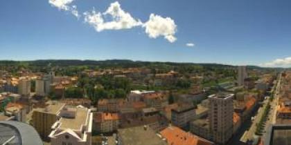 Náhledový obrázek webkamery La Chaux-de-Fonds