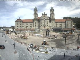 Náhledový obrázek webkamery Einsiedeln - Klosterkirche