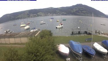 Náhledový obrázek webkamery Immensee - Zugské jezero